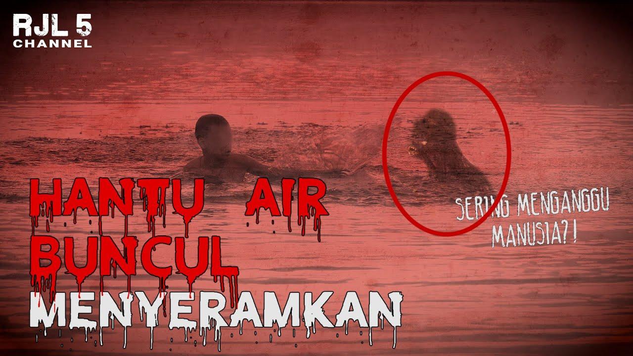 LAGI BERENANG DI SUNGAI MALAH DIKERJAI HANTU BUNCUL CIREBON #OMMAMAT