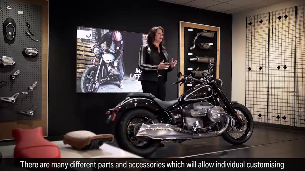Download Highlights of the World Premiere of the new BMW R 18 Classic and the new BMW R nineT models.