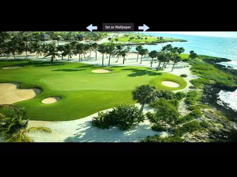 Golf Course Wallpapers For Android Tablet