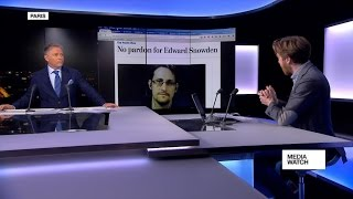 Washington Post turns its back on former source Snowden