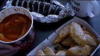 【얌얌얌 ASMR 】 신전떡볶이   튀김   김말이 조용한 먹방 (ASMR Tteokbokki / Stir-fried Rice Cake / Eating Sounds)