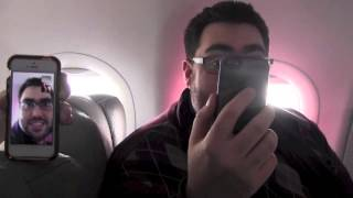 Aviation geeks wowed by JetBlue s new Fly-Fi service