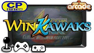 Configurando Winkawaks com Maximus Arcade