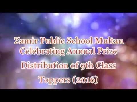 Zamir Public School Multan