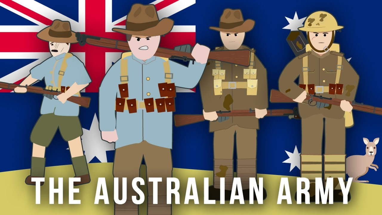 britain and australia relationship ww1 history