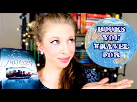 BOOKS YOU TRAVEL FOR | Passenger Challenge