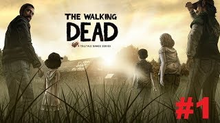 The Walking dead (Фильм - Игра) #1