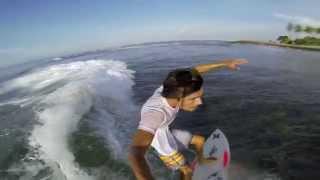 GoPro: Marlon Gerber – Lombok 05.29.14 – Surf