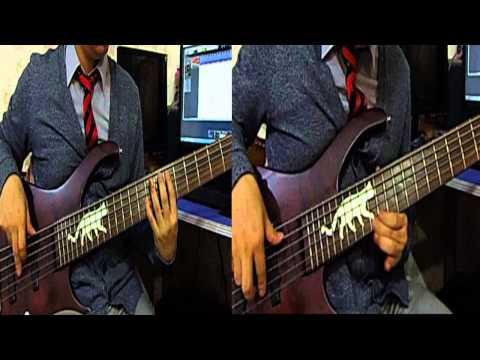 노리 6 string Bass Play (by 초콜릿파우더 노리)