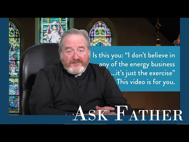 Martial Arts & the Occult | Ask Father with Fr. Paul McDonald