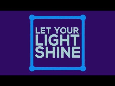 Hillsong Kids Jr. - Let Your Light Shine Lyric Video