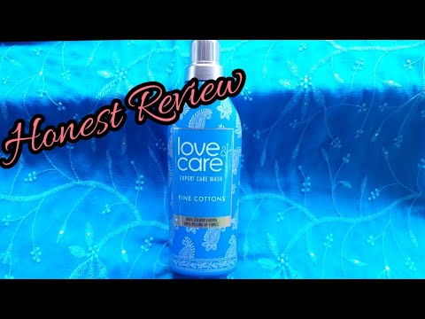 Love & Care Expert Care Wash For Fine Cottons Love & Care Cotton Fabric Wash