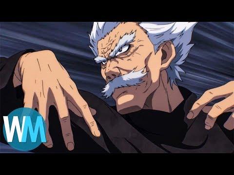 Top 10 Anime Martial Arts