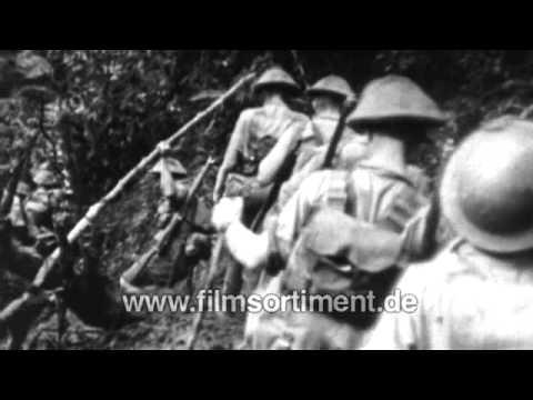 Dokumentarfilmreihe 2. Weltkrieg: DIE WELT IM KRIEG - DVD 11 (DVD / Vorschau)