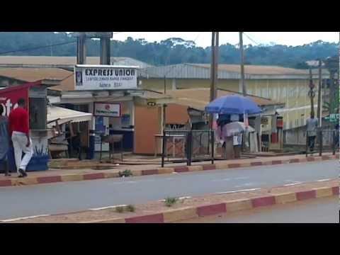 Devant L ´Université de Yaounde 2 - Soa