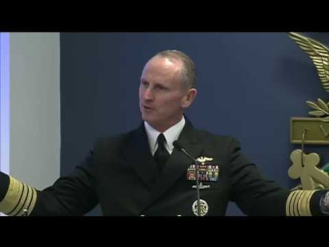 The 34th annual Vice Adm. James Bond Stockdale Leadership Award ceremony