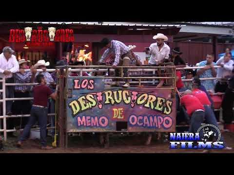 LOS  DESTRUCTORES  EN FORT WORTH TX