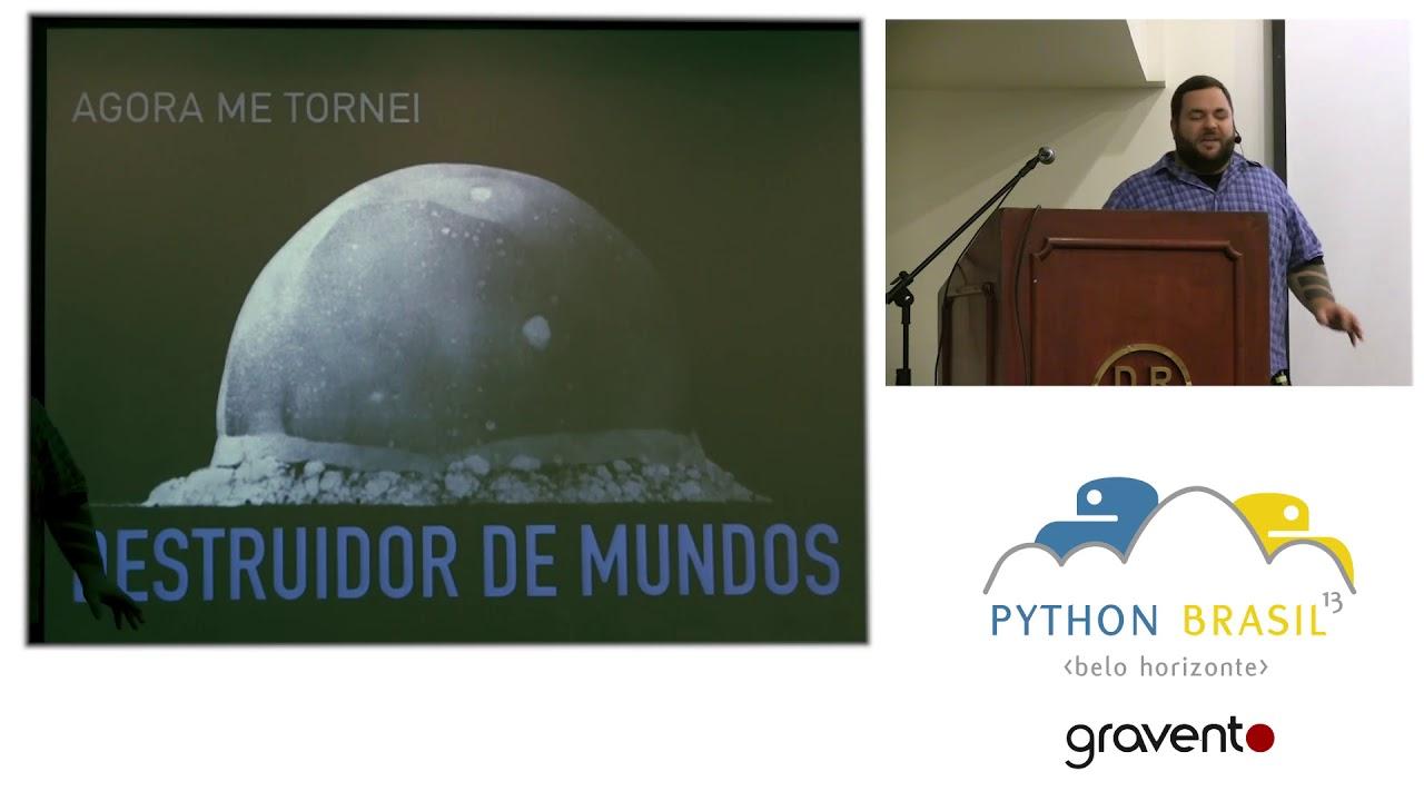 Image from Agora me Tornei um Destruidor de Mundos (Keynote) - Rodolpho Eckhardt