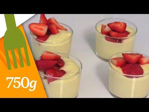 recette-de-mousse-au-citron-légère---750g