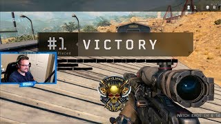 """*NEW* CoD Blackout """"Fast Collapse"""" Game Mode (PS4 Pro Closed Beta)"""