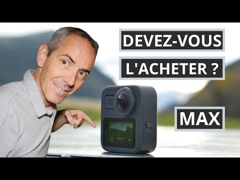 GoPro MAX TEST COMPLET ET AVIS : Mode Hero, Vlog, Caméra 360 Degrés. JE TESTE TOUT