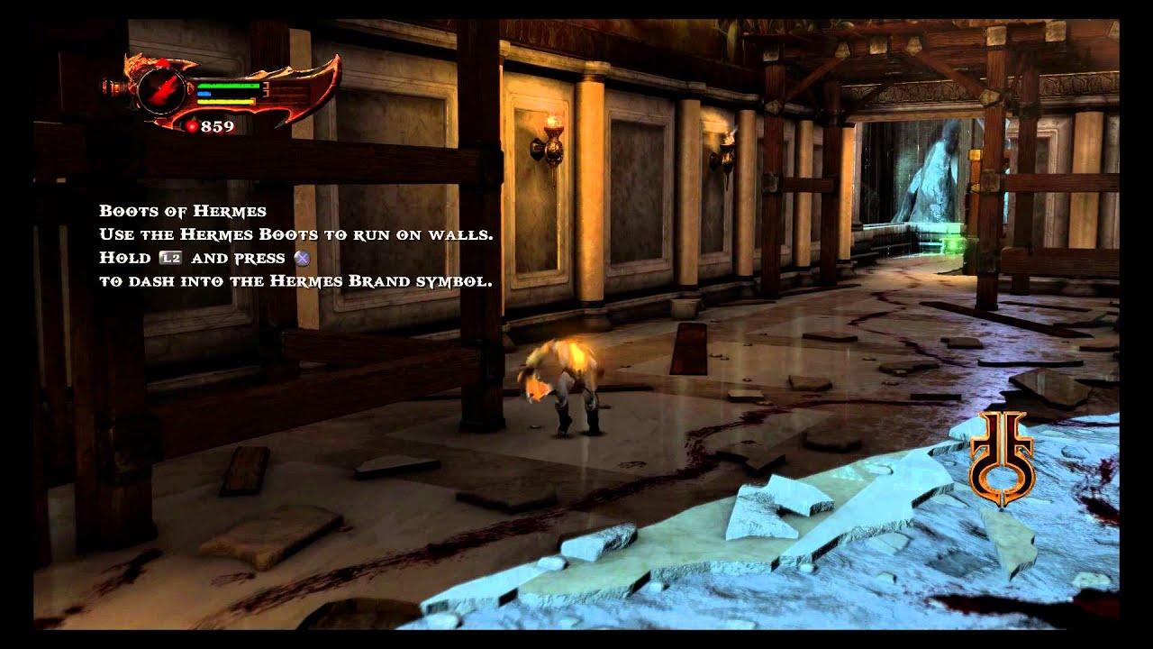 God Of War Hermes Boots God of War 3: Remaster...