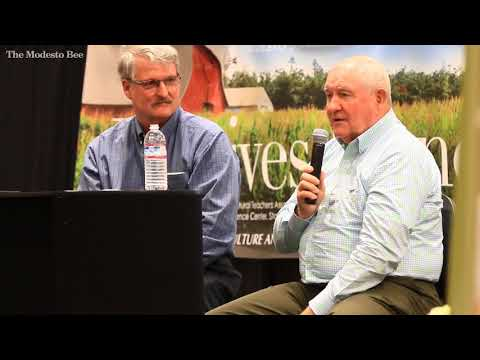 US agricultural Secretary Sonny Perdue