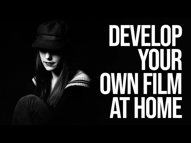 How to Develop your own Film at Home (feat a Paterson Tank + Ilford Developer)