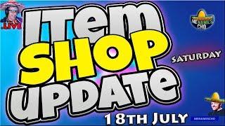 💥FORTNITE ITEM SHOP UPDATE 🔵 PAR PATROLLER Gameplay ⚡ LIVE - 18th July 2020 (Fortnite Battle Royale)