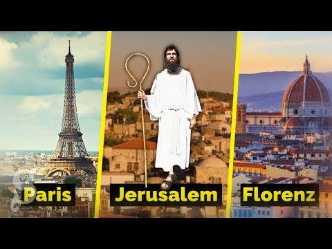 Wie diese 3 Städte Touristen verrückt werden lassen
