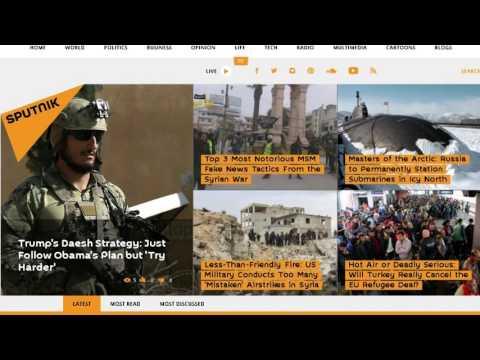 """""""Shqipëria rrezikohet nga Rusia"""" - Top Channel Albania - News - Lajme"""