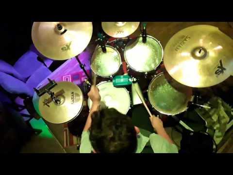 Grupo LIVE Drum cover de Celia Cruz (Quimbara - Carnaval - Bemba colora)