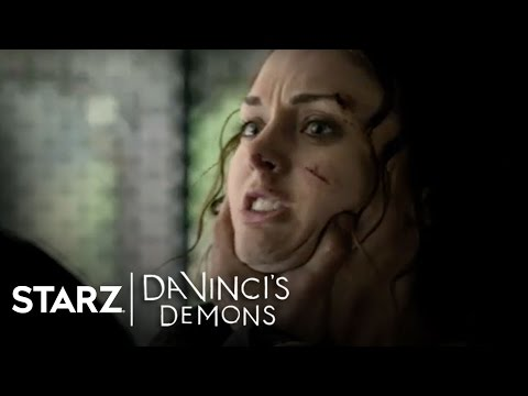 Da Vinci's Demons  Ep. 201 : What I'm Capable Of  STARZ