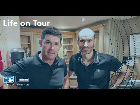Padraig Harrington | Episode 8 | Life on Tour Podcast