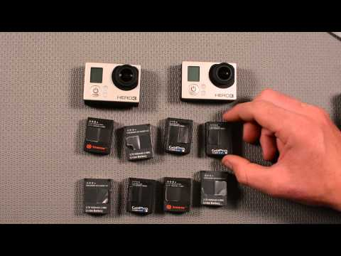 Why You Need Extra Batteries for your GoPro: GoPro Tips and Tricks