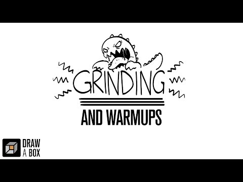 Drawabox Lesson 0: On the Subject of Grinding and Warmups