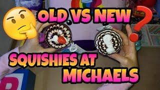 FINALLY NEW SQUISHIES AT MICHAELS!!! ~ VLOG + HAUL ~