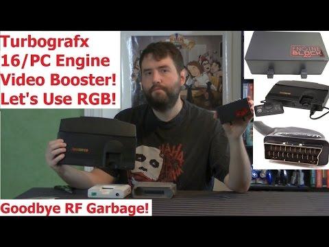 Turbografx 16 (PC Engine) - Best Possible Video Quality - Adam Koralik