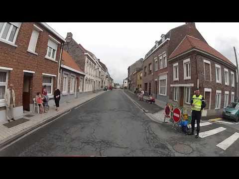 On the Tour de France route: stage 4 Le Touquet Paris-Plage - Lille