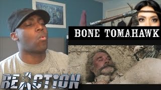 Bone Tomahawk Official Trailer #1 (2015) - Kurt Russell - REACTION!