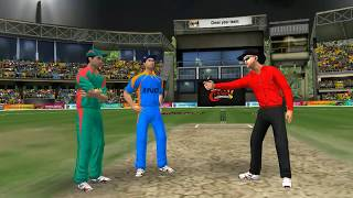 8th March Tri series 2nd T20 Match India Vs Bangladesh World Cricket Championship 2 Gameplay