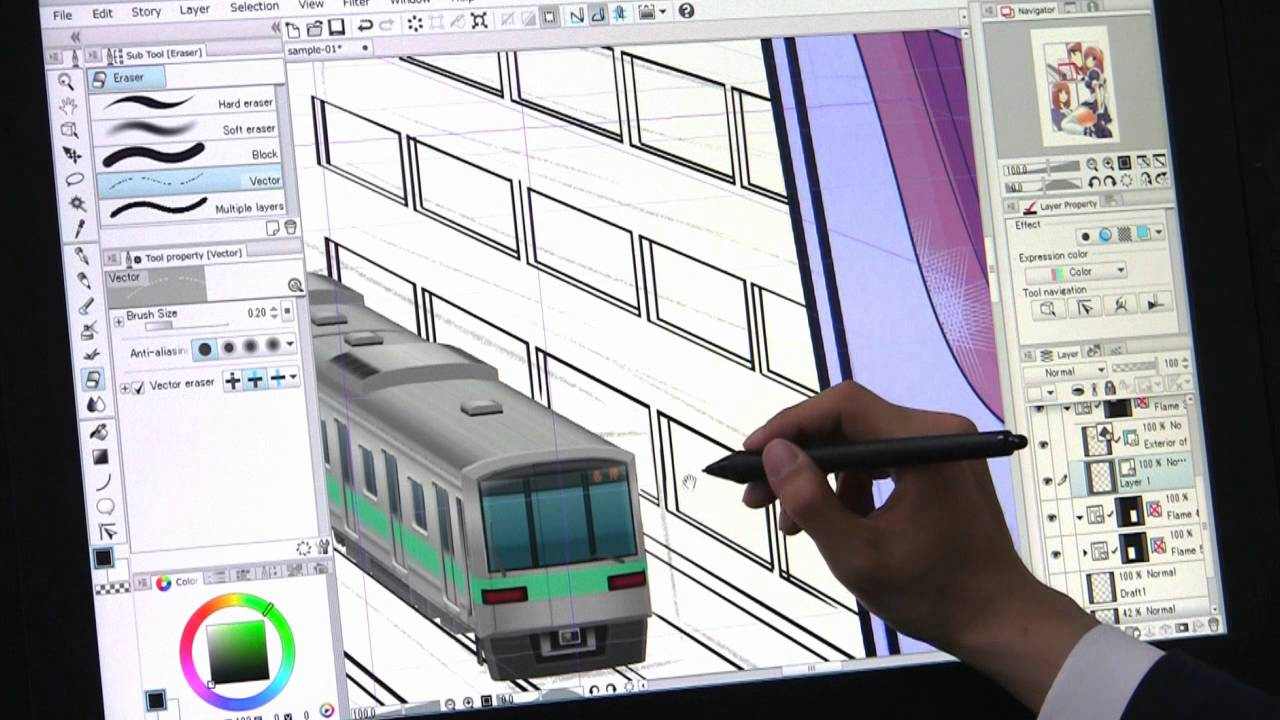 How To Make An Animation In Clip Studio Paint Pro