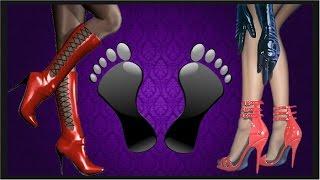 3 быстрых способа убрать натоптыши и сделать гладкими пяточки.(Грубая кожа появляются на стопах ввиду неверно подобранной обуви, неравномерной нагрузки на ноги, пренебре..., 2016-03-04T12:43:31.000Z)