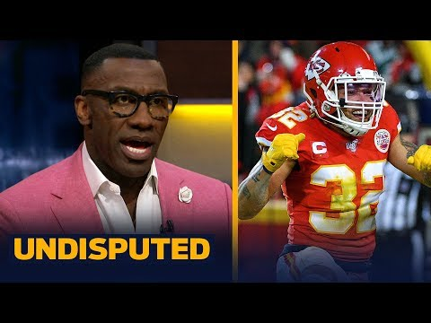 Chiefs' confidence ahead of Sunday is okay but they need to back it up — Shannon | NFL | UNDISPUTED
