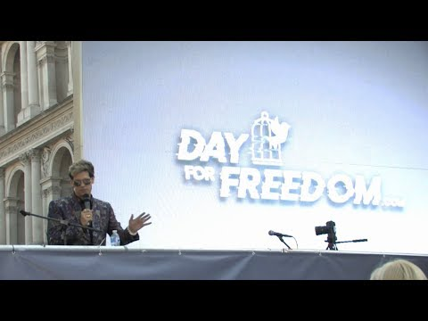 Day for Freedom full Event HQ -  #dayforfreedom