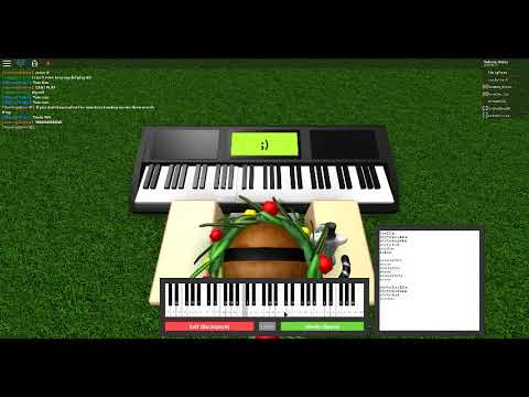 Fixed Sheet Typo Roblox Piano Star Spangled Banner Easy