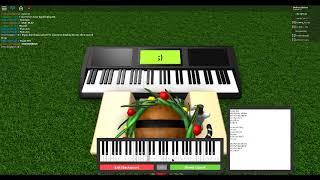 Havana on Roblox Piano! | Sheet in Desc