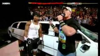 Cryme Tyme & John Cena destroy JBL