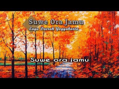 [Midi Karaoke] ♬ Suwe Ora Jamu – Lagu Daerah Yogyakarta ♬ +Lirik Lagu