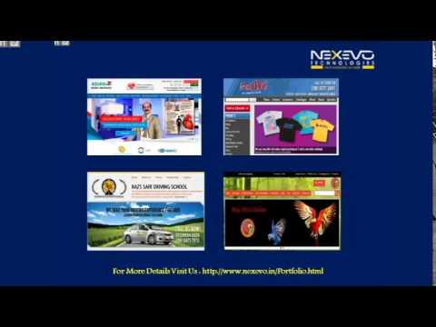 Web Design Company Bangalore - Nexevo Technologies